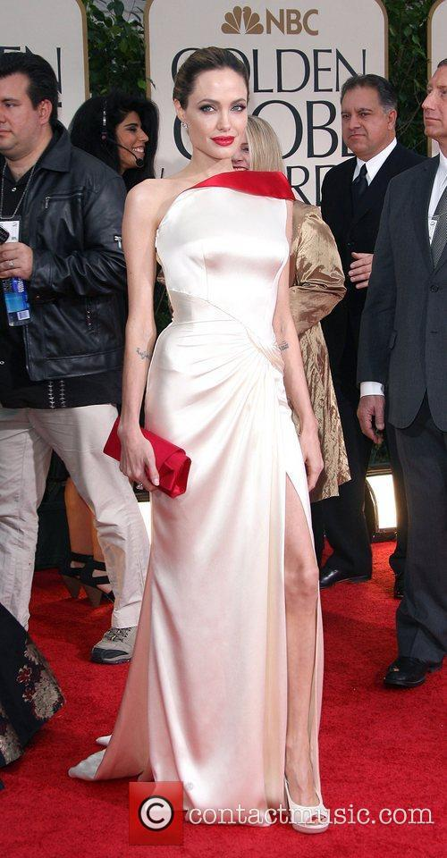 Angelina Jolie,  The 69th Annual Golden Globe...