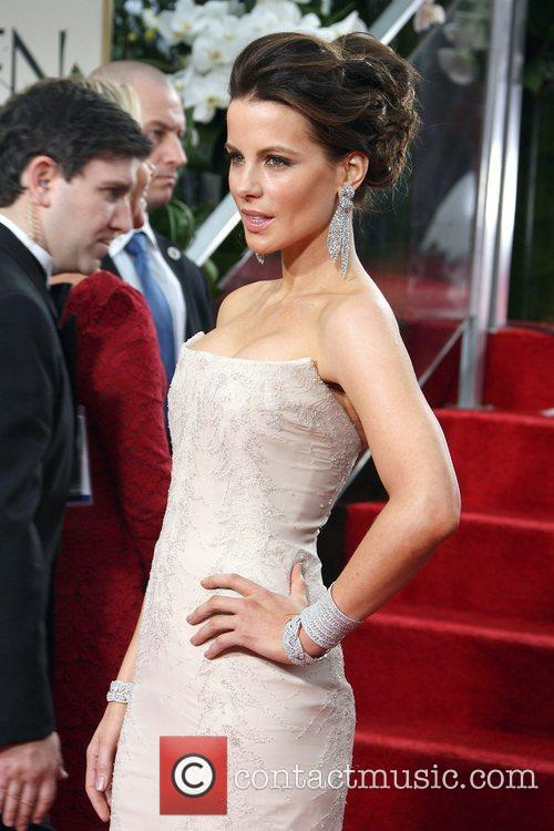 Kate Beckinsale, Golden Globe Awards and Beverly Hilton Hotel 1