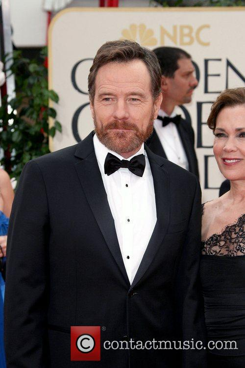 Bryan Cranston, Golden Globe Awards and Beverly Hilton Hotel 8