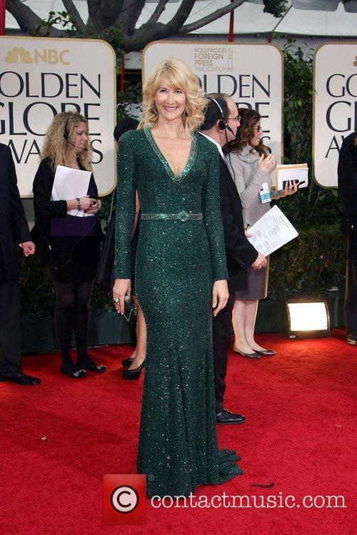 Laura Dern, Golden Globe Awards and Beverly Hilton Hotel 2