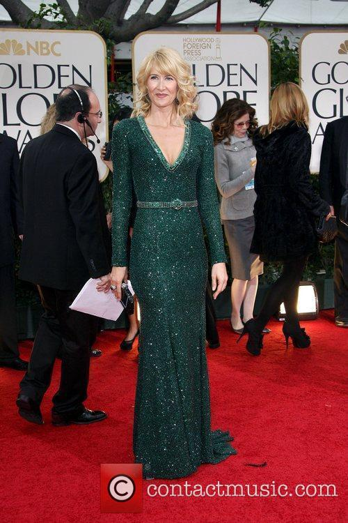 Laura Dern, Golden Globe Awards and Beverly Hilton Hotel 1