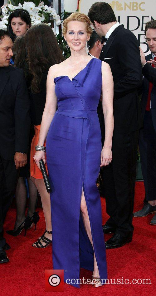 Laura Linney, Golden Globe Awards and Beverly Hilton Hotel 2