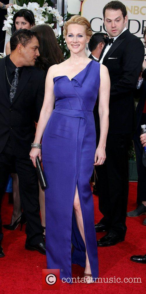 Laura Linney, Golden Globe Awards and Beverly Hilton Hotel 1
