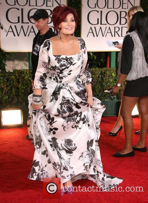 Sharon Osbourne, Golden Globe Awards and Beverly Hilton Hotel 4