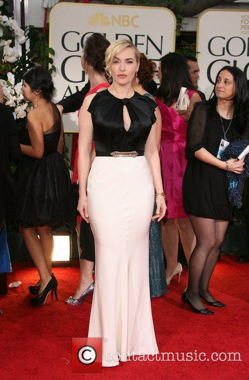 Kate Winslet, Golden Globe Awards and Beverly Hilton Hotel 1