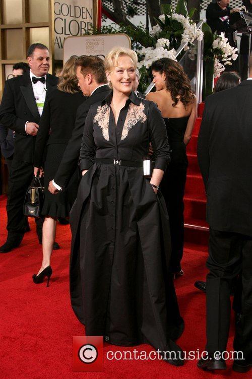 Meryl Streep The 69th Annual Golden Globe Awards...