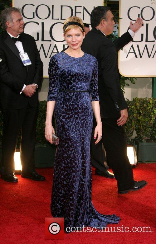 Michelle Williams, Golden Globe Awards and Beverly Hilton Hotel 4