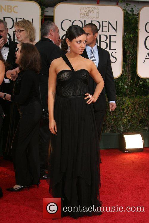 Mila Kunis The 69th Annual Golden Globe Awards...