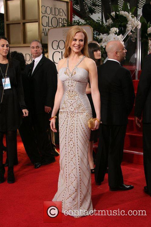 Nicole Kidman, Golden Globe Awards and Beverly Hilton Hotel 4