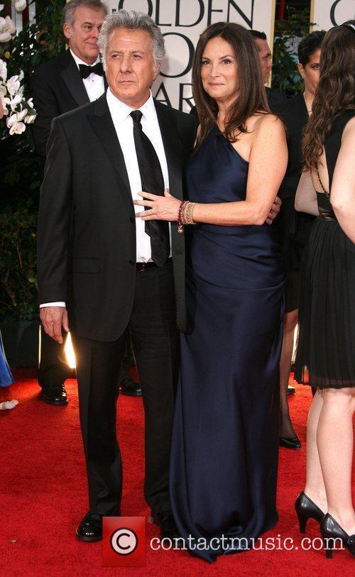 Dustin Hoffman, Golden Globe Awards and Beverly Hilton Hotel 1
