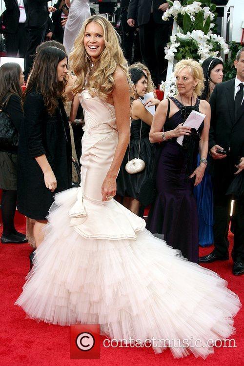 Elle Macpherson, Golden Globe Awards and Beverly Hilton Hotel 2