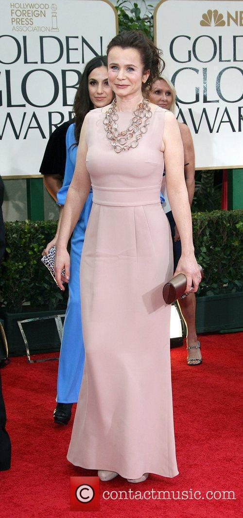 Emily Watson, Golden Globe Awards and Beverly Hilton Hotel 2