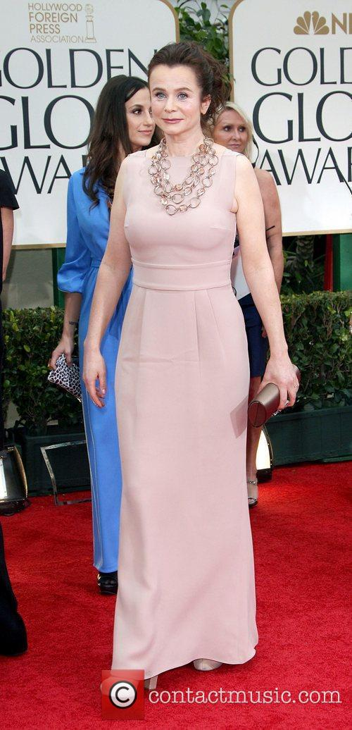 Emily Watson, Golden Globe Awards and Beverly Hilton Hotel 1
