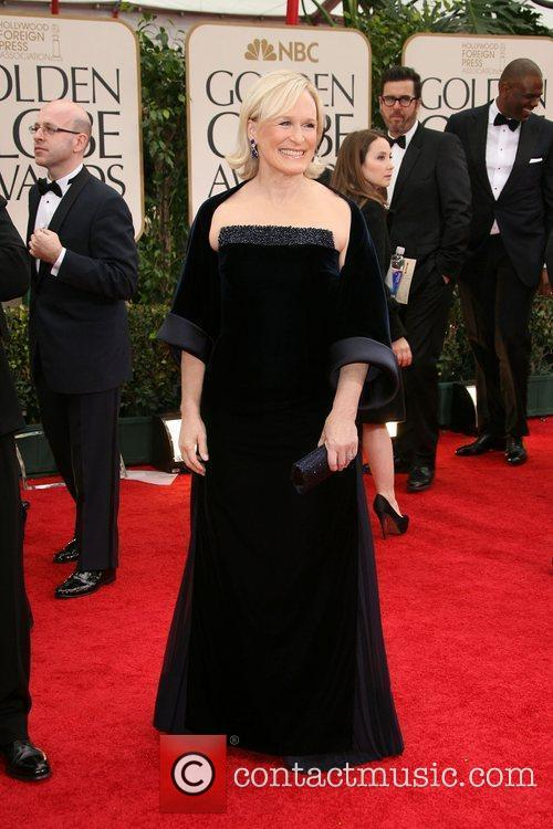 Glenn Close, Golden Globe Awards and Beverly Hilton Hotel 2