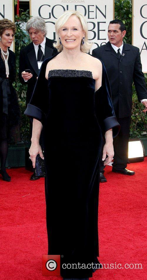 Glenn Close, Golden Globe Awards and Beverly Hilton Hotel 3