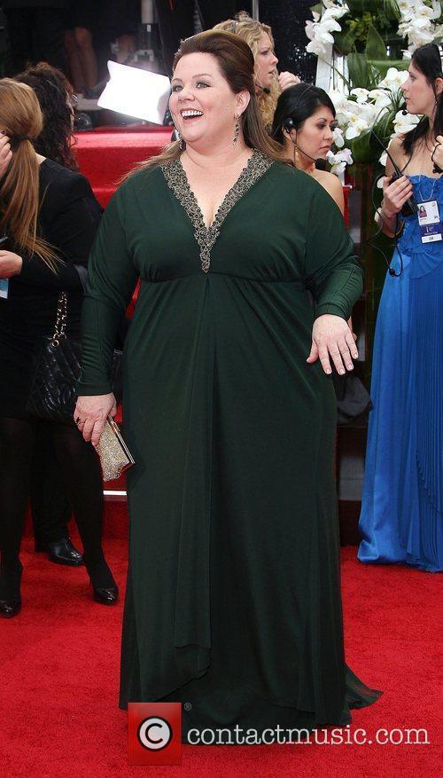 Melissa Mccarthy, Golden Globe Awards and Beverly Hilton Hotel 2