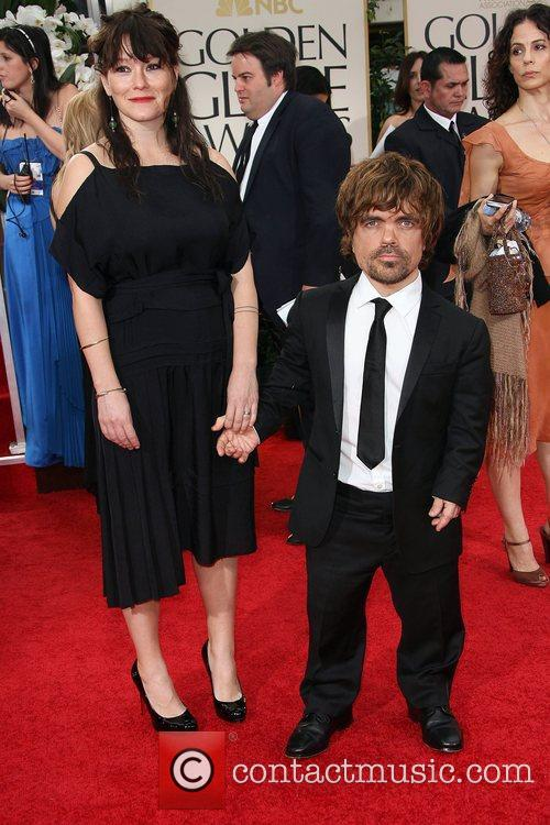 Peter Dinklage, Golden Globe Awards and Beverly Hilton Hotel 1