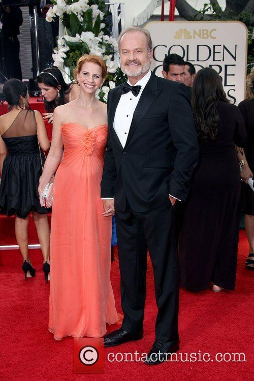Kelsey Grammer and Kayte Walsh,  The 69th...