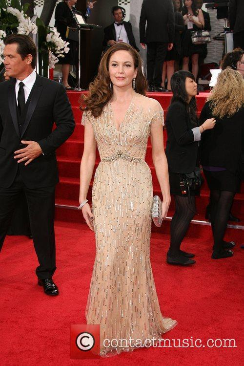 Diane Lane, Golden Globe Awards and Beverly Hilton Hotel 2