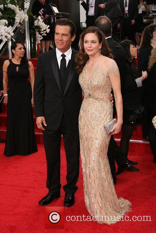 Josh Brolin, Diane Lane, Golden Globe Awards and Beverly Hilton Hotel 1