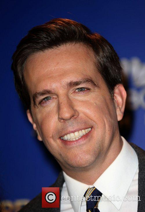 Ed Helms 70th Annual Golden Globe Awards nominations...