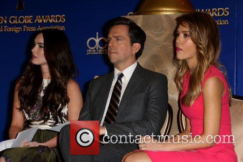 Megan Fox, Ed Helms and Jessica Alba 1