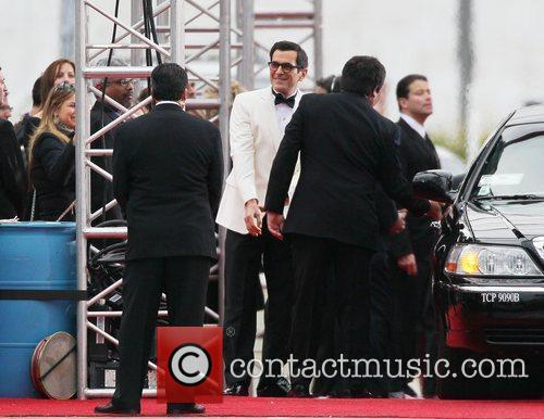 Ty Burrell, Golden Globe Awards and Beverly Hilton Hotel 1