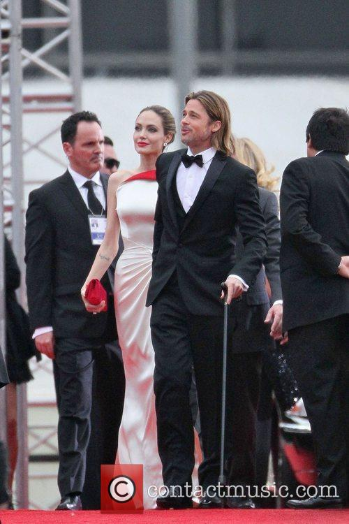 angelina jolie and brad pitt the 69th 3685839