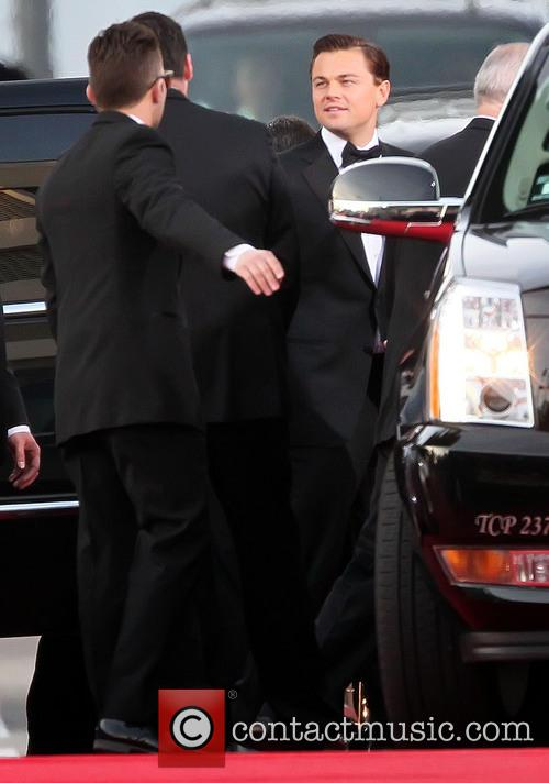 Leonardo Dicaprio and Beverly Hilton Hotel 4