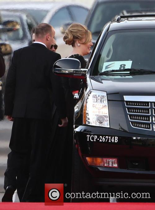 Adele and Beverly Hilton Hotel 5