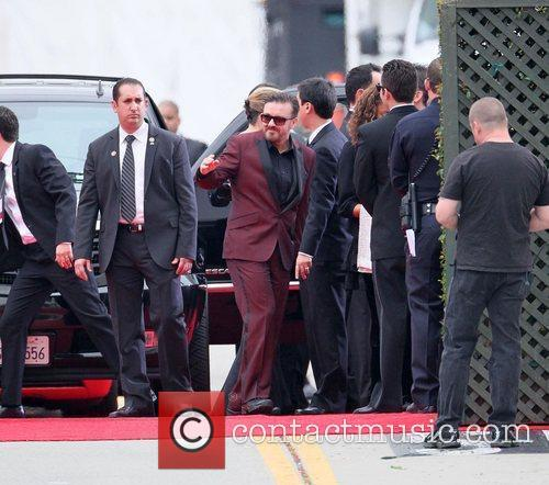 ricky gervais the 69th annual golden globe 3685913