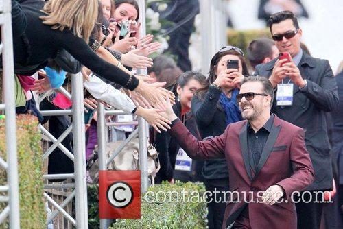 ricky gervais the 69th annual golden globe 3685927