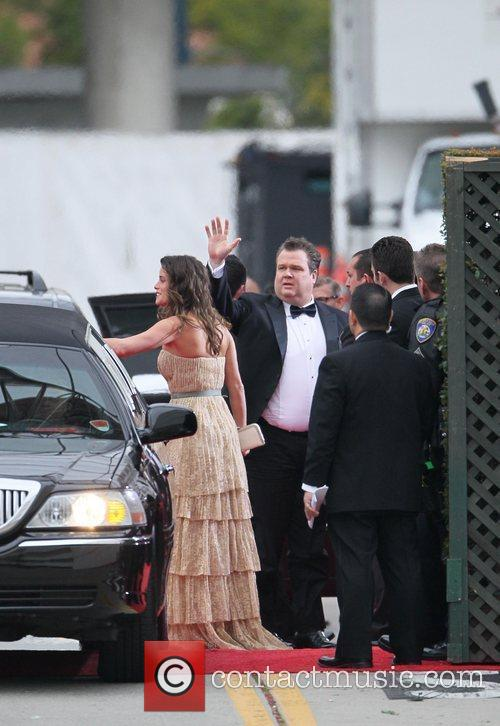 Eric Stonestreet, Golden Globe Awards and Beverly Hilton Hotel 2