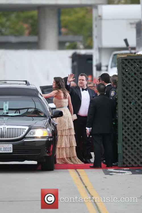 Eric Stonestreet, Golden Globe Awards and Beverly Hilton Hotel 3
