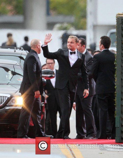 Leonardo Dicaprio, Golden Globe Awards and Beverly Hilton Hotel 5