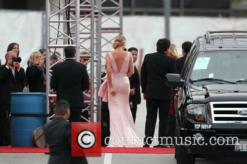 Charlize Theron, Golden Globe Awards and Beverly Hilton Hotel 8