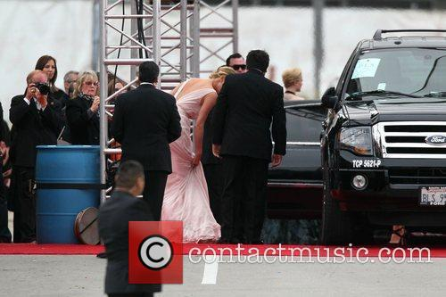 Charlize Theron, Golden Globe Awards and Beverly Hilton Hotel 11