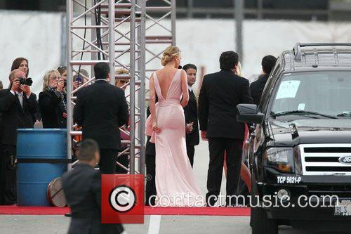 Charlize Theron, Golden Globe Awards and Beverly Hilton Hotel 9