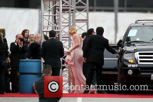 Charlize Theron, Golden Globe Awards and Beverly Hilton Hotel 12