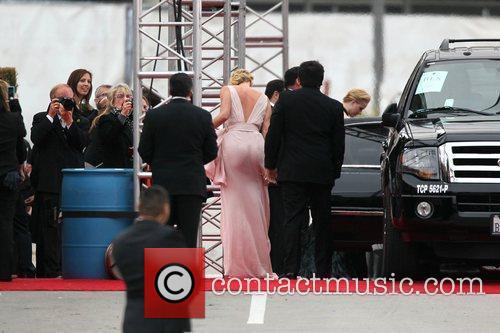 Charlize Theron, Golden Globe Awards and Beverly Hilton Hotel 15