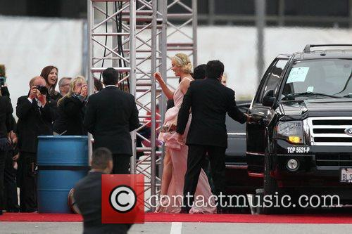 Charlize Theron, Golden Globe Awards and Beverly Hilton Hotel 18