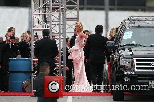 Charlize Theron, Golden Globe Awards and Beverly Hilton Hotel 19