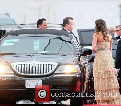 Eric Stonestreet, Golden Globe Awards and Beverly Hilton Hotel 1