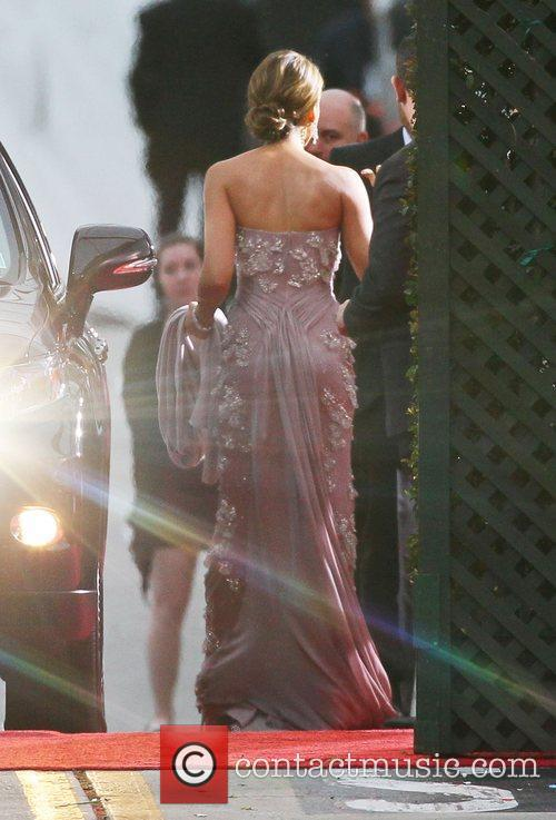 Jessica Alba, Cash Warren, Golden Globe Awards and Beverly Hilton Hotel 8