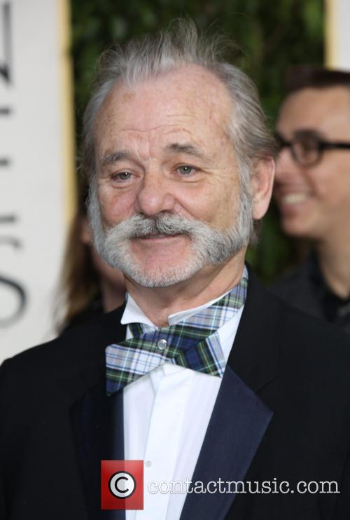 Bill Murray and Beverly Hilton Hotel 11
