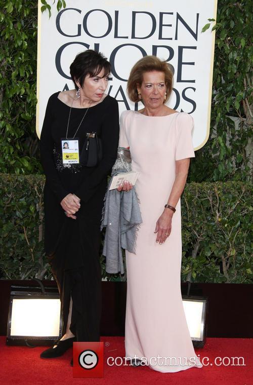 Frances Schoenberger (l); Marie Waldburg 70th Annual Golden...