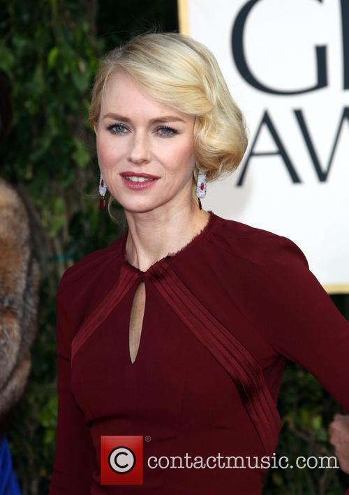 Naomi Watts and Beverly Hilton Hotel 3