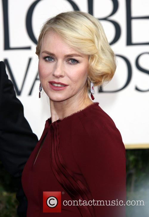 Naomi Watts and Beverly Hilton Hotel 2