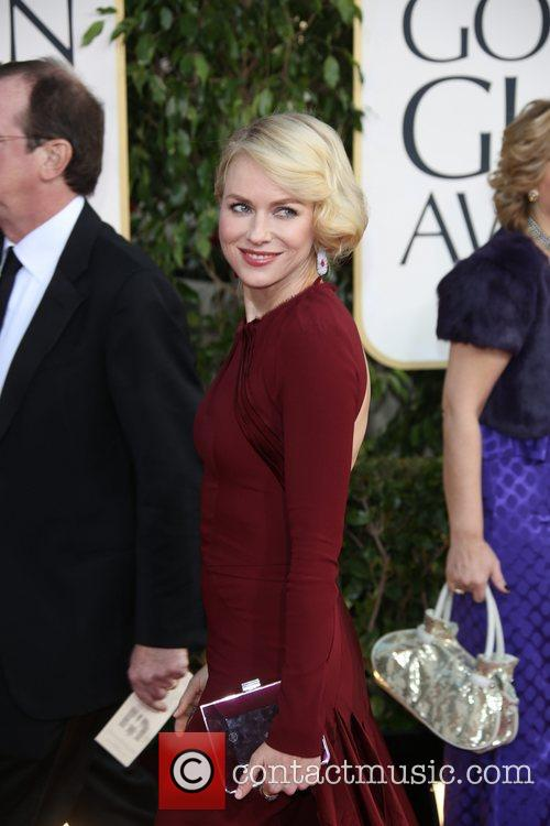 Naomi Watts and Beverly Hilton Hotel 1