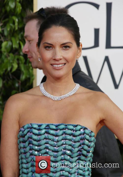 Olivia Munn and Beverly Hilton Hotel 3